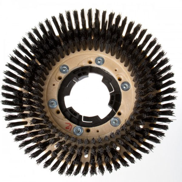 EDIC 1105BR Nylon Brush 11 inch Block and NP92 Clutch