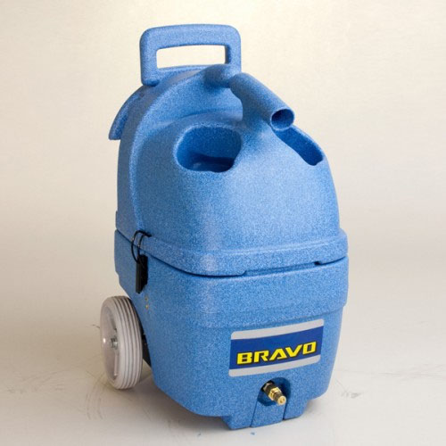 Edic Bravo 300MH Carpet Upholstery Auto Detail Extractor 3gal 55psi 2stg vac Machine Only Free Shipping