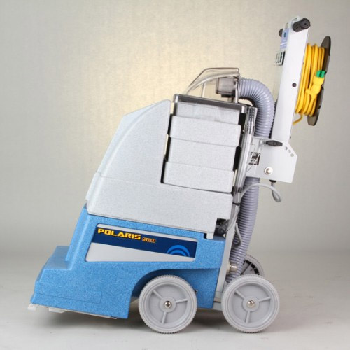 Edic 500PS Polaris Self-Contained Carpet Extractor FREE 7 Year Warranty FREE Shipping 4-5gal 50psi 14in Path 14 Amps