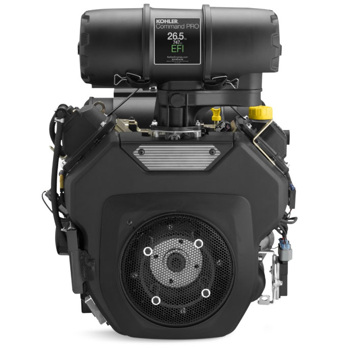 Kohler 25hp Command Pro Horizontal Engine  ECH750-3007 EFI Electronic Fuel Injection