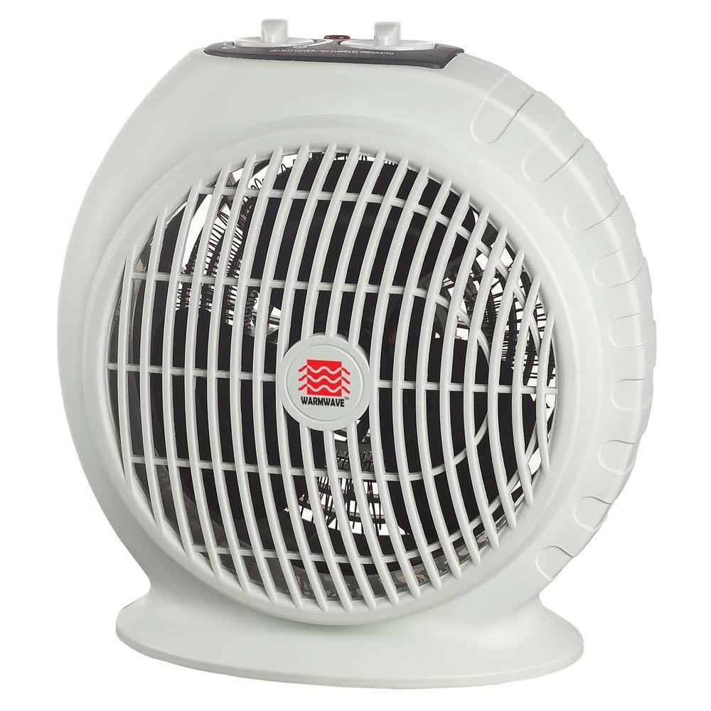 Warmwave 1,500-Watt Electric Space Heater 438775
