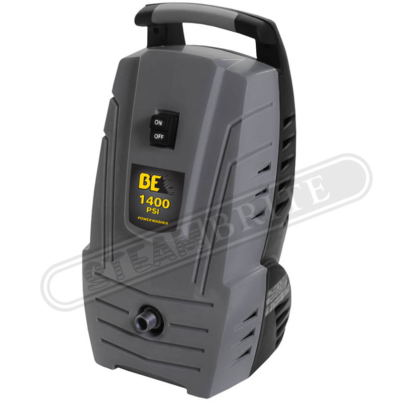 BE Pressure P1415EN 1400psi 1.3GPM 1.2Hp Electric Pressure Washer