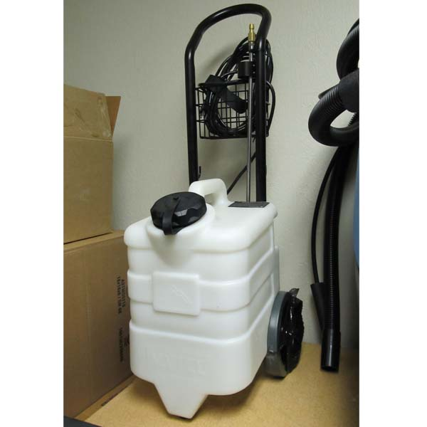 Master Clean 200w Penguin Electric Sprayer With Wheels