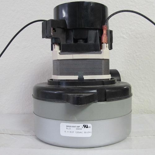 Electro motor 2 stage vacuum motor g00537 galaxy for Carpet extractor vacuum motor
