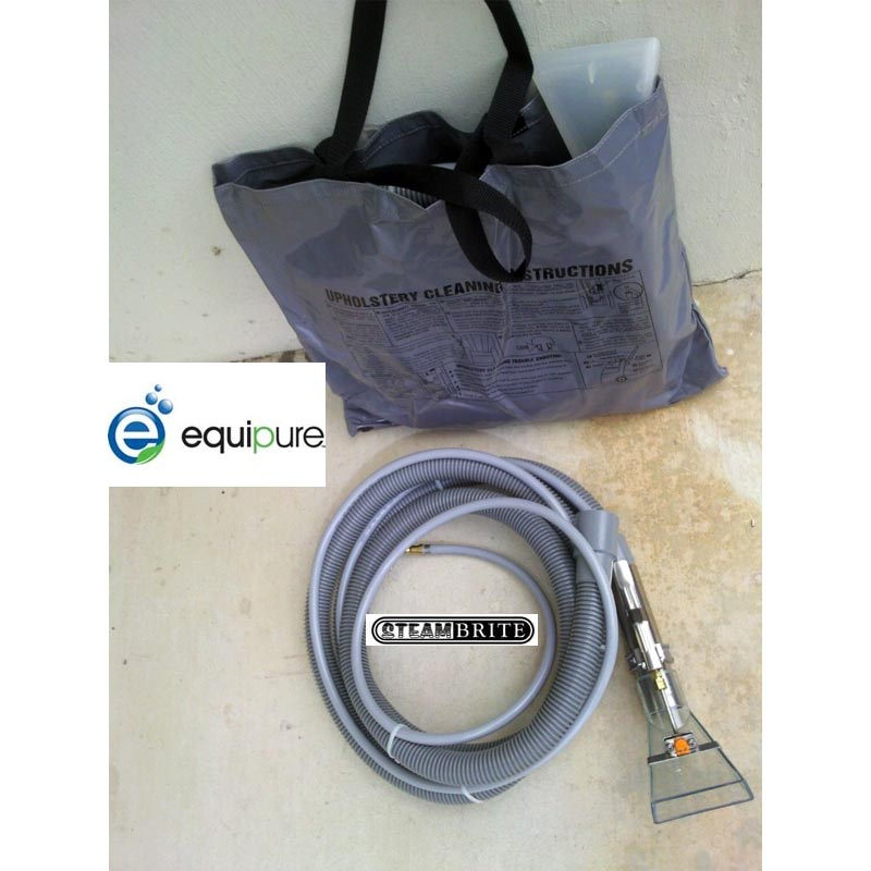 Equipure 20131828 Deluxe Hand Tool with Hose Set and Storage Bag