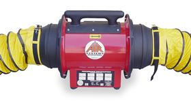 Air Systems Explosion Proof Axial Air Mover Fan 220volt SVF-10X220