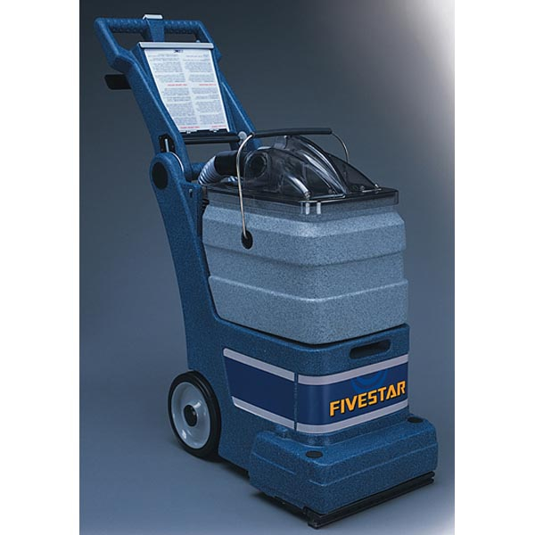 Edic 401TR  5 Star Self Contained Carpet Extractor 3gal 85psi 112cfm 2500rpm FREE Shipping Five Star IPC Eagle FXSC4