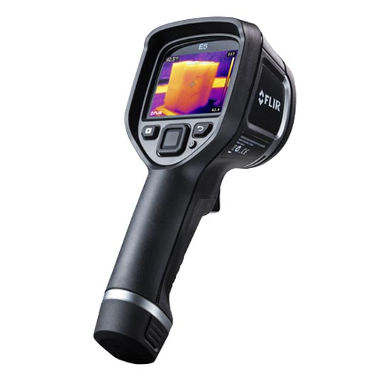 Flir IR E5 with MSX Thermal Inaging Infrared Camera Free Shipping AC145