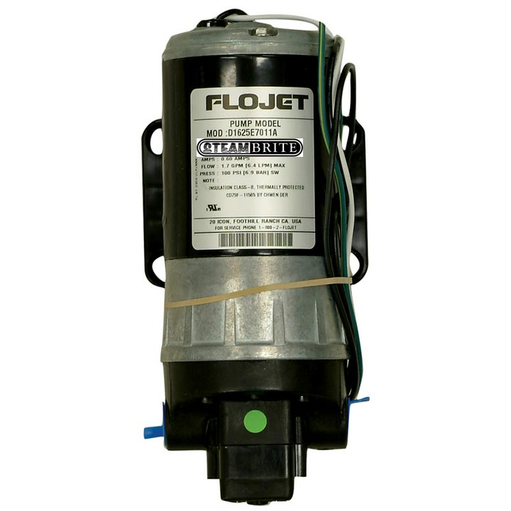 FloJet D1625E7011A Pump 100 PSI Demand 115 Volts