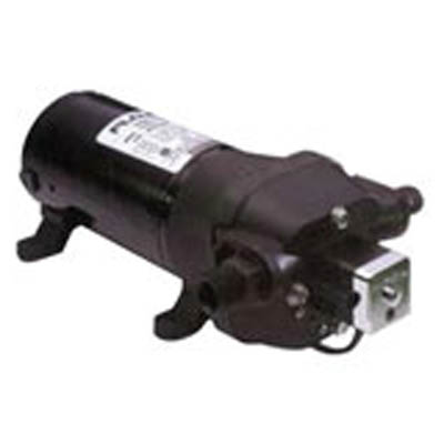 Flojet R4400503A R4400-504  12V Supply Pump 4.5 GPM 40psi VSD R4400-503 R4400507A R4420743F R4425505A Installed in HydraMaster Truckmounts