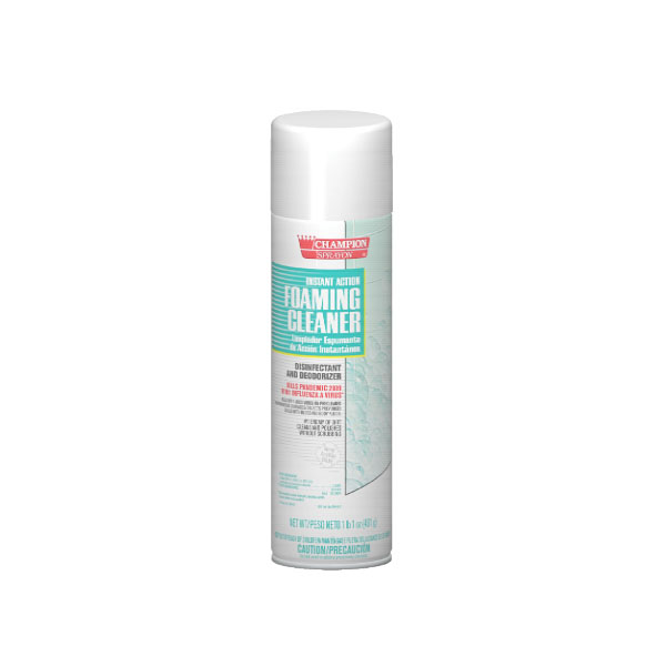 HCR Foaming Cleaner case of 12/17 ounce aerosol cans