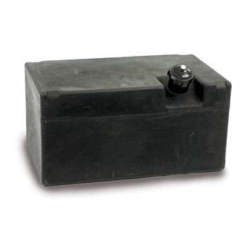 Karcher Hotsy Shark Fuel Cell Fuel Tank 9 Gallons Black