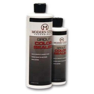 Modern Stone 08oz Color Grout Sealer and Stain (choose color) CS-08 CS08