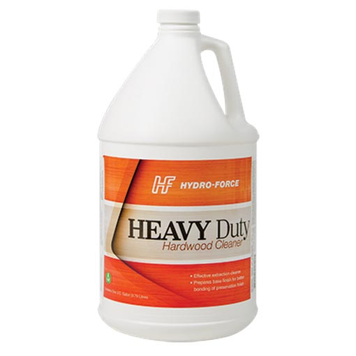 Hydroforce Heavy Duty Hardwood Cleaner CW026GL-4/1 Case
