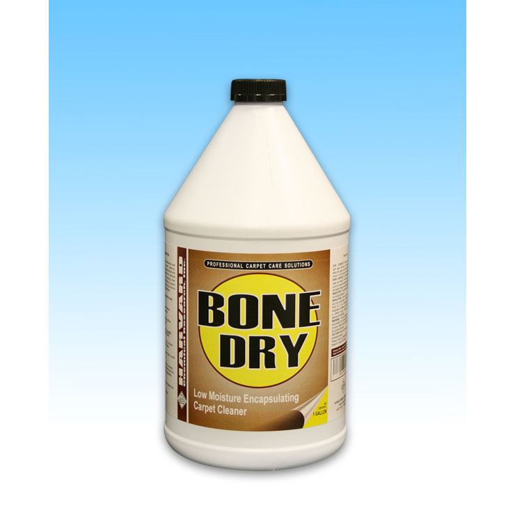 Harvard Chemical 1800 Bone Dry Case 4-1 Gallon Bottles
