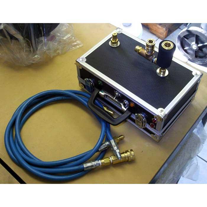 Edic Heat N Run 2000 Watt External Heater 230 Volts For
