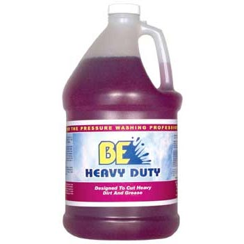 BE Pressure 85.490.055 Heavy Duty Carpet Wash Cleaner 5 Gallon Pail (red)