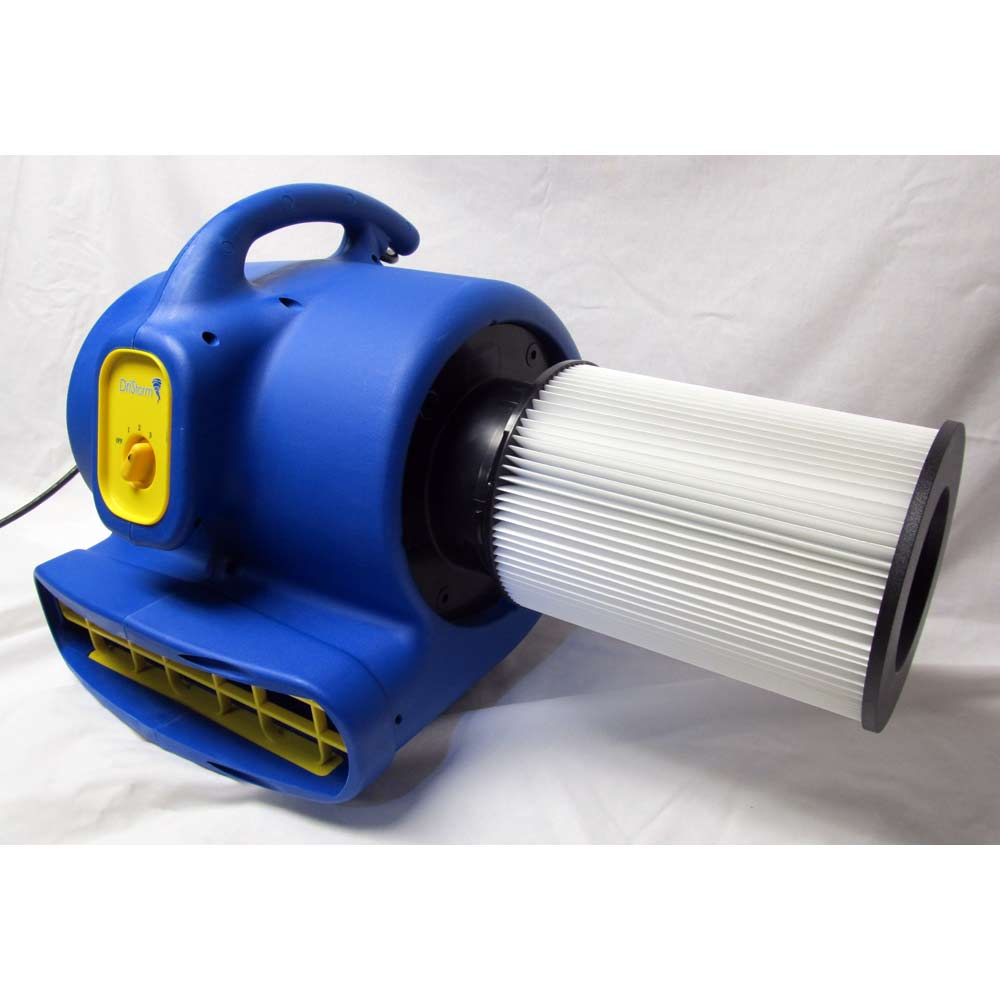 DriStorm HEPA Air Mover Blower Air Scrubber HALF PRICE 20181014