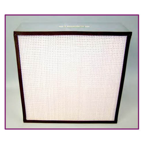 Air Care: HEPA Filter Third Stage 18in x 24in x 6in