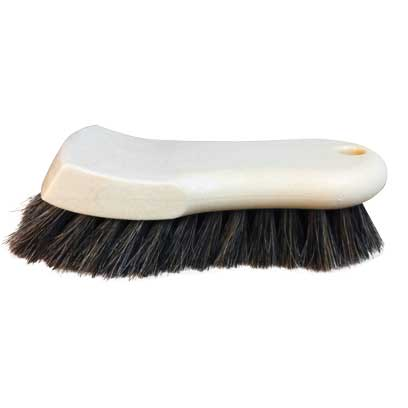 Hand Fit Horse Hair Scurbbing Brush AB09  8.620-193.0