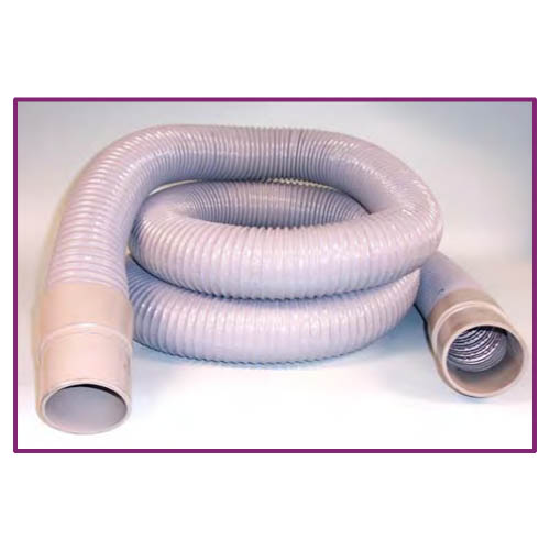 Air Care AC1845 Hose, 3in I.D. x 25 ft No Cuffs (Vent Vac 4x4)