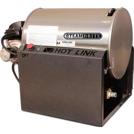 Hydrotek CPHL5DCH Hot Link 12 volt Diesel Water Heater for Pressure Washing and Carpet Cleaning 47489