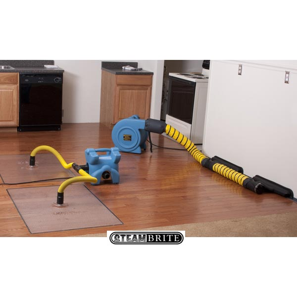 Drieaz Package A: Complete floor and Wall Drying Kit