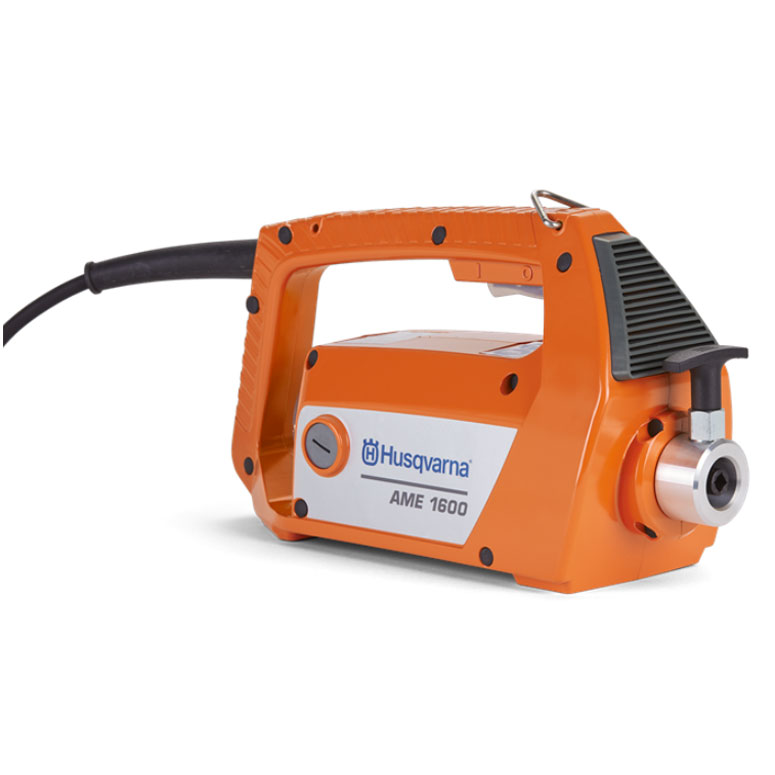 Husqvarna AME1600 Concrete Vibrator Drive Motor Unit 967857801 For AT Series Pokers AME 1600 110Volts Freight Included