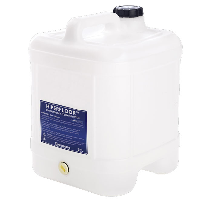 Husqvarna Hiperhard Densifier 5 Gal / 20 Liter with Potassium Silicate 5843087165  5843 08 71-65