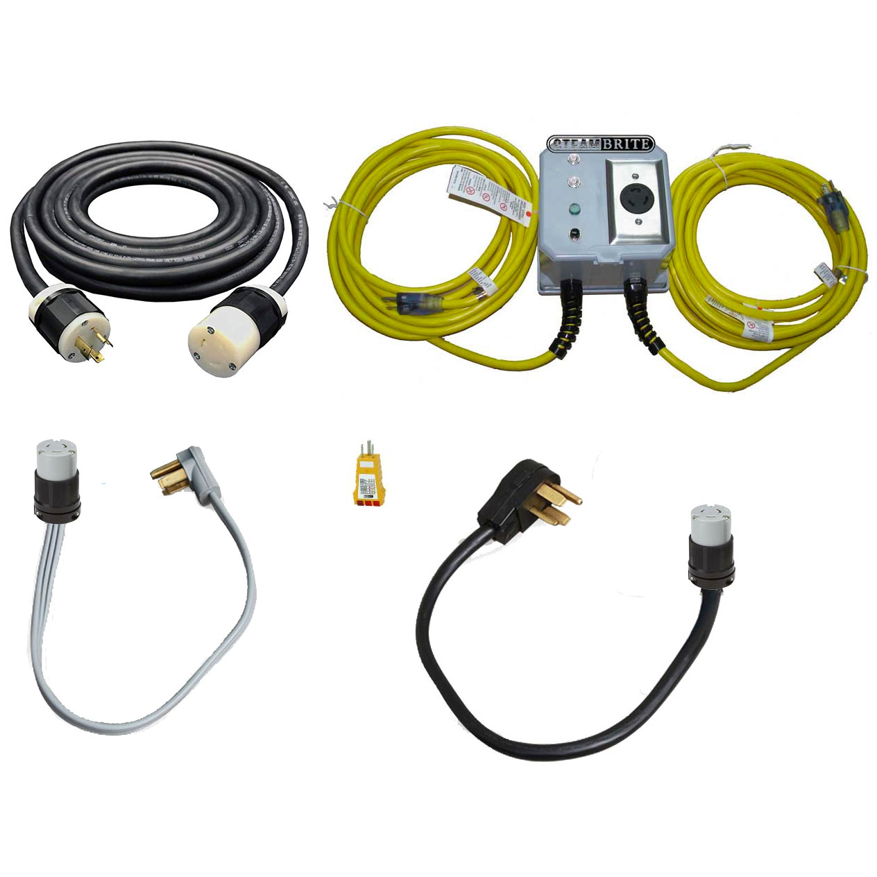 SteamBrite Husqvarna L6-20 Basic Power Supply Kit 20191125 Bundle PG280 PG450 PG530 DM340