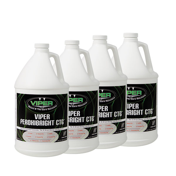 HydroForce CH41GL Viper Peroxiblast Powder - 1x Case - 4 Gallons
