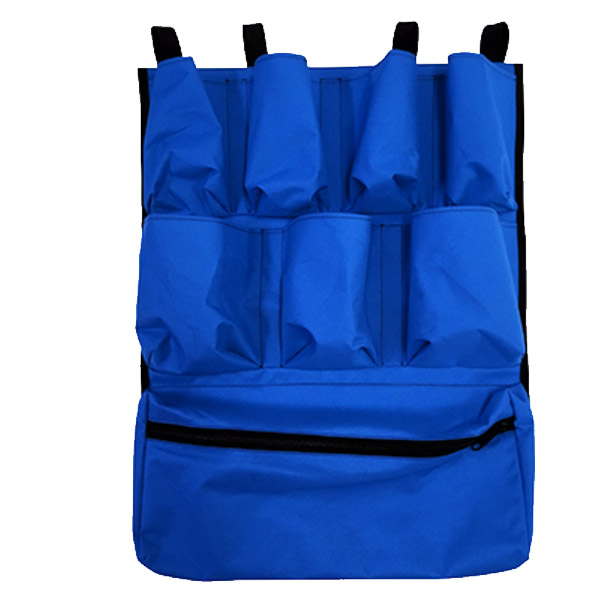 Hydroforce AX204BLU Nautilus 8 Pocket Blue Tool and Accessory Caddy Bag 19in X 24in
