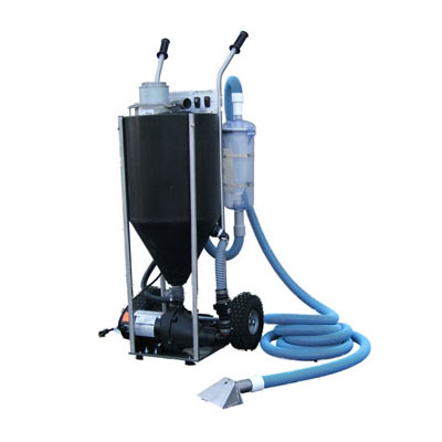 Hydrotek RPVRE1 Portable Vacuum Filtration reclaim System (discontinued see below for atlernative)