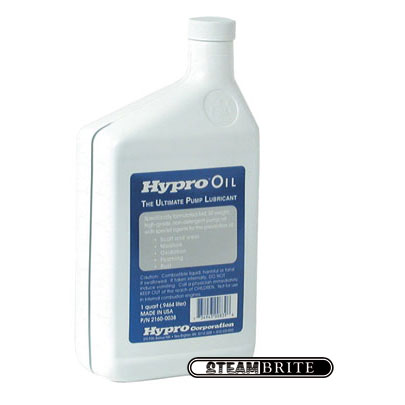 Hypro Pump: Oil SAE 30 Weight 1 Quart