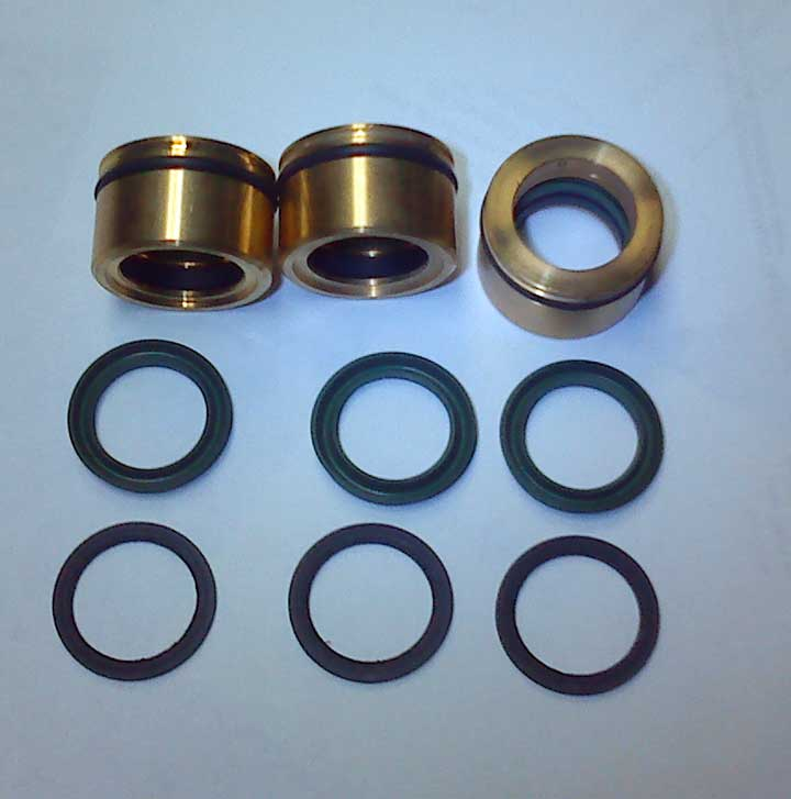 Hypro 3430-0519 Pump Seal Kit Fixes 2230B-P and 2345B-P Includes Cups UPC 734943162487