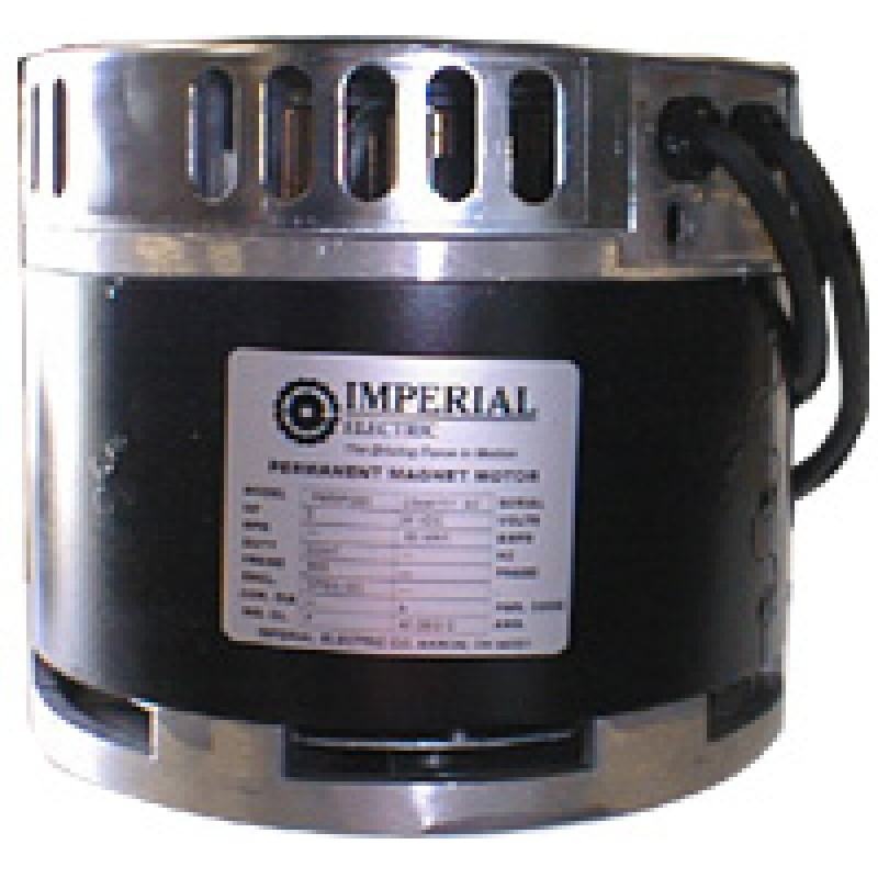 Imperial P66SR293 Tennant Nobles Drive Motor 3 HP, 2000 RPM, 36V (8.670-196.0) FREE Shipping