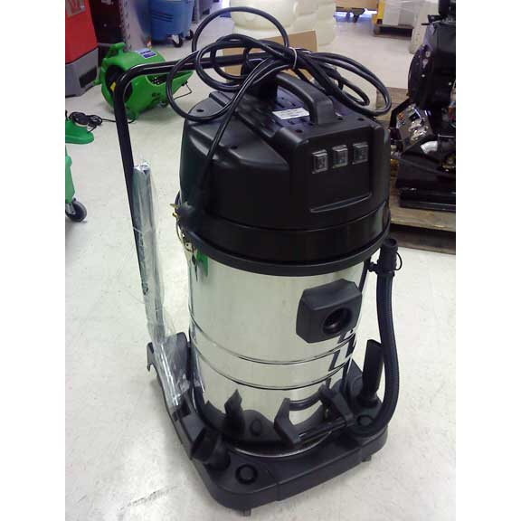 -Clean Storm Triple Vacuum Motor Wet Dry Shop Vac 20 Gallon Tank w/ Tool Kit 87436756