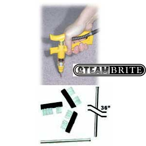 Hydro-force: Injectimate Combo Kit Grout Applicator Includes both AC13 (1690-0490) and AC13A (1610-0885)