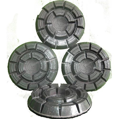 Innovative Surface Solutions CPSPUCK2E Cheetah Puck Step 2 Diamond Resin Honing Disk 5 Inches each (Free Shipping!)