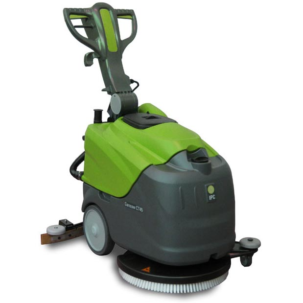 "IPC Eagle CT45B50 Automatic Scrubber 20"" With Brush AGM Batteries Plus On Board Charger FREE Shipping"