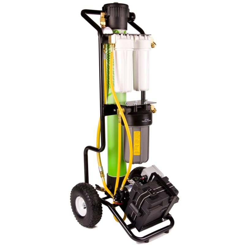 IPC Eagle Hydro Cart with Battery Hydro Pump Module and Remote Start and Stop