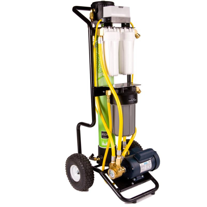 IPC Eagle Hydro Cart with Electric Hydro Pump Module Hydro Cart-E