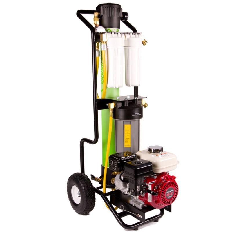 IPC Eagle Hydro Cart-G Gas Engine Hydro Pump Module