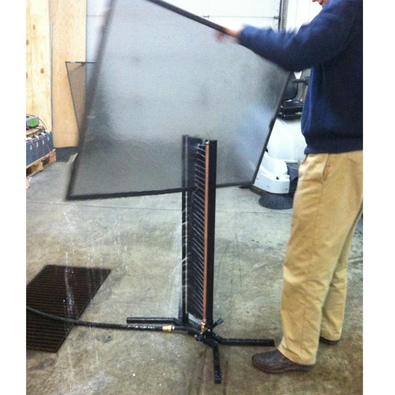 IPC Eagle Screen Washer II portable screen cleaning station