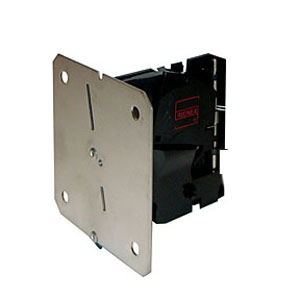 JE Adams 8124B003 Imonex - .984 Token Only - Air And Air Water Machines Only For Coin Acceptors