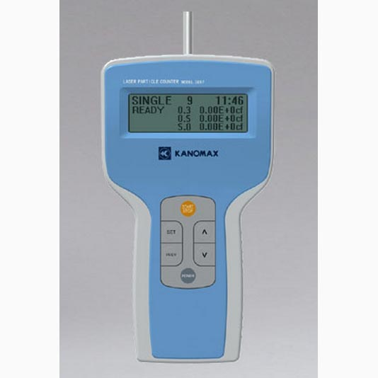 Nikro 861840 Kanomax 3887 Laser Particle Counter