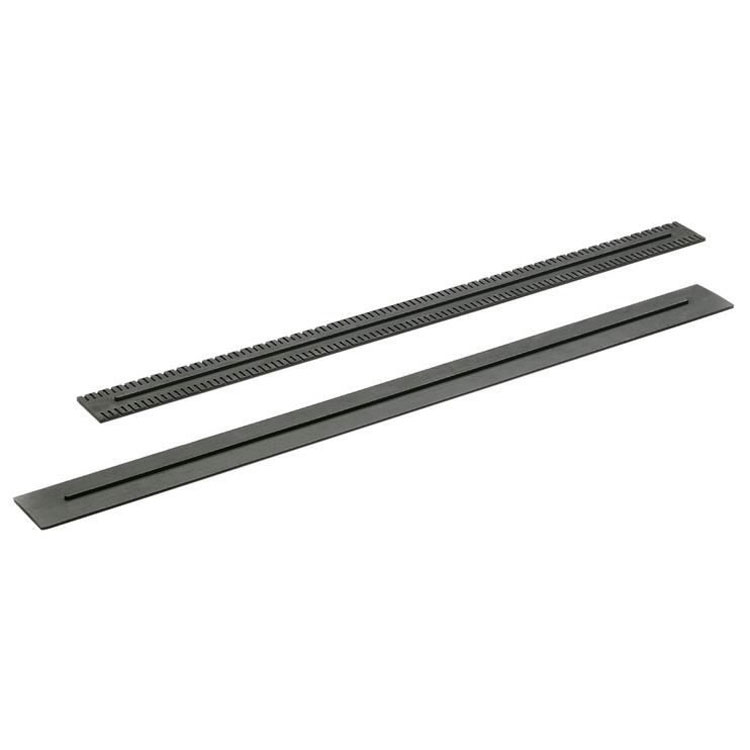 Karcher 4.273-213.0 Rubber EPDM Squeegee Blade Set 33.5 In 851Mm UPC 4002667738179