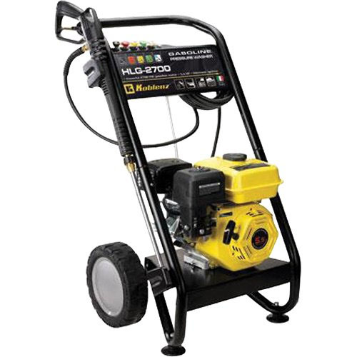 Koblenz HLG2700 Gas Powered Pressure Washer 2700psi 00-2934-00