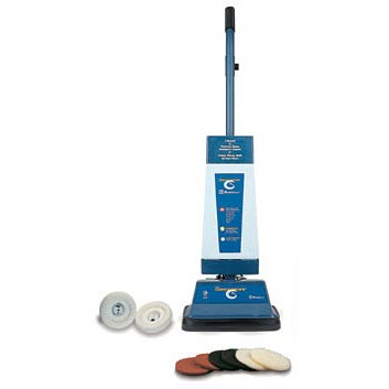Koblenz P820A Shampoo-Polisher 12in Dual Head-THE CLEANING MACHINE Floor Machine 00-6025-1