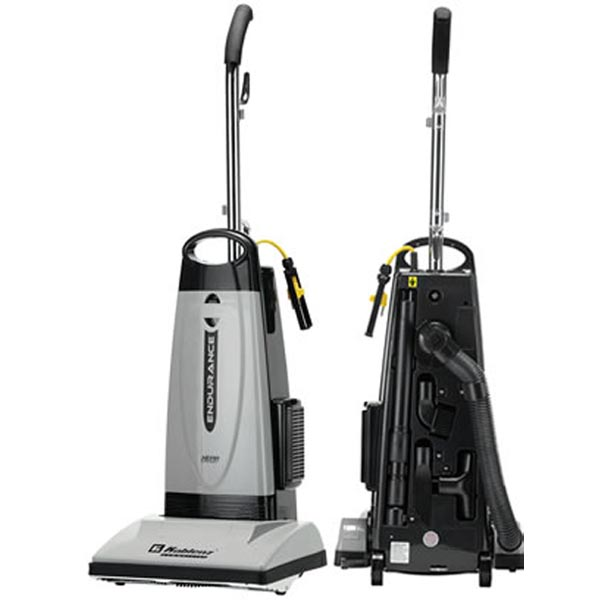 Koblenz U-900 Endurace 14in Clean Air Upright Vacuum Cleaner HEPA Filtration With on board tools 00-3363-9 UPC 099053033639